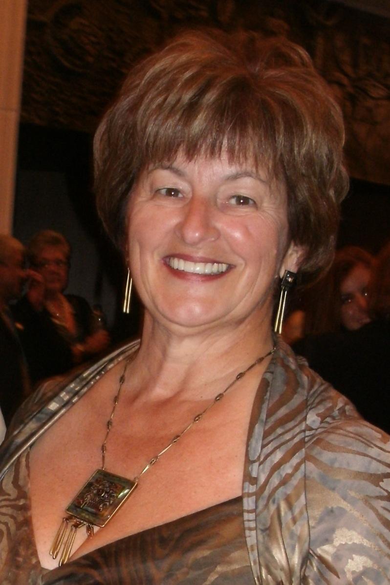 Mme Lisette Pouliot présidente de la Fondation du centre d'accueil Vaudreuil