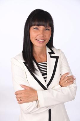 Présidente d'honneur 2013 Sonia Drolet