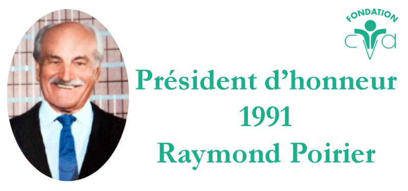 1991 Raymond Poirier -1