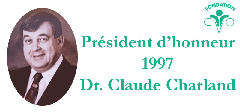 1997 Dr. Claude Charland -1