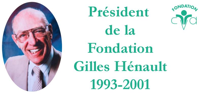 Gille Hénault  1993-2001 -1