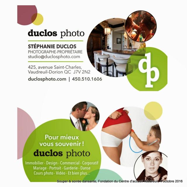 DUCLOS PHOTO