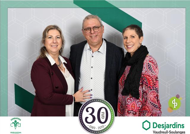 MERCI la Fondation du Centre d'accueil Vaudreuil (33)