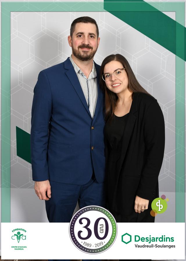 MERCI la Fondation du Centre d'accueil Vaudreuil (35)