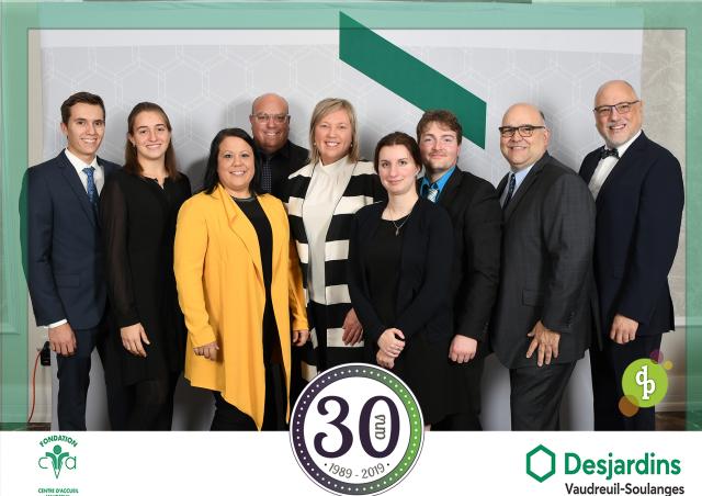 MERCI la Fondation du Centre d'accueil Vaudreuil (50)